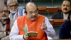Shah moves Citizenship (Amendment) Bill in RS, says Indian Muslims 'were, are and will remain' Indians
