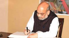 Amit Shah calls all-party meeting on Monday to address Delhi's COVID-19 situation
