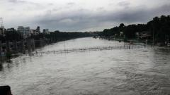 14k cusecs released in Mula-Mutha river
