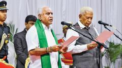 Modi, Shah challenged for first time — by Yediyurappa
