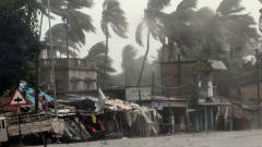 Narendra Modi to visit Bengal, Odisha to take stock of cyclone devastation