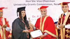 10th convocation ceremony of DY Patil held