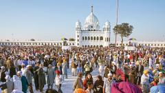 Kartarpur Sahib Is Open, It Is Our Moment Of Collective Joy