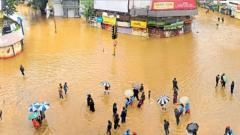 Kolhapur flood: 51,000 affected, Navy teams mobilised