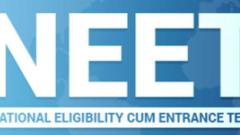 NEET to be held on May 5 next year