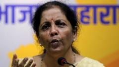 India's aim of being a USD 5 trillion economy 'challenging' but 'realisable': FM Sitharaman