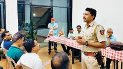Pune Police Urge Lohegaon Residents To Install CCTVs