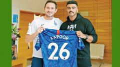 Chelsea Football Club appoints Arjun as official brand ambassador for India