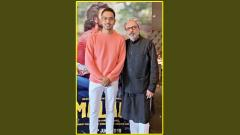 'It's been a privilege to assist Sanjay sir'