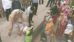 Pune police feed over 9 lakh people