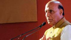 Rajnath speaks of PM's dissatisfaction with absenteeism among BJP MPs