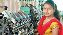 Khadi Set To Get A Boost With Solar Charkhas