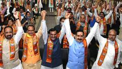 Shivraj Chouhan sworn in as Madhya Pradesh CM for fourth term