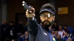 Abhishek Verma shoots gold in first WC final, secures Olympic quota