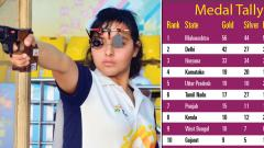 Jaspal's daughter Devanshi wins gold; Mehuli Manisha scalp two golds