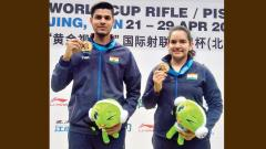 India soar to the top in Beijing WC