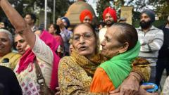 Sikh leaders welcome death penalty to 1984 riots case convict