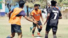 Sinhgad, Indira start with wins