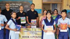 Pune-based group to open libraries in village schools