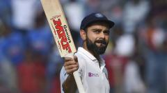 Kohli notches up career best Test score, piles up slew of records