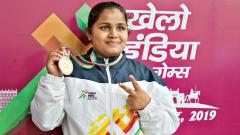 Vegetable seller's daughter wins gold