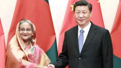 China, Bangladesh endorse in trade post-Indo-China stand-off
