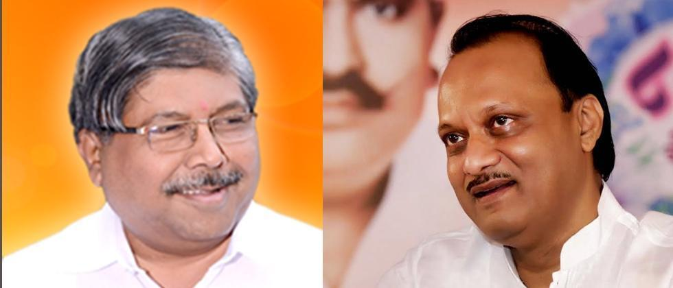 Ajit Pawar does not have the power to blow up BJP MLAs