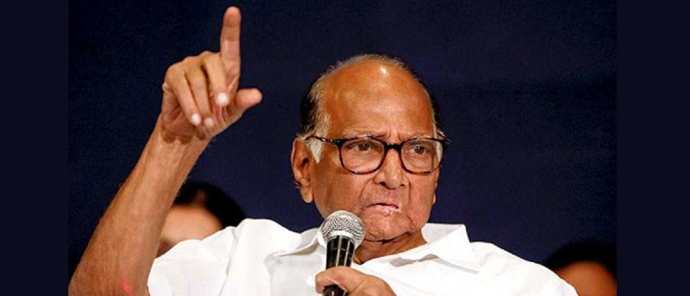sharad pawar said we are giving undue importance to those making such statements