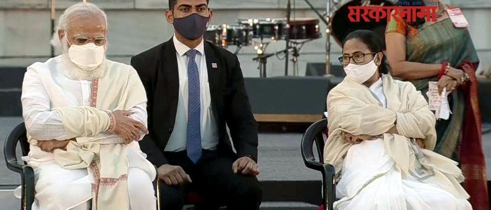 after bengal victory mamta banerjee challenge narendra modi in country