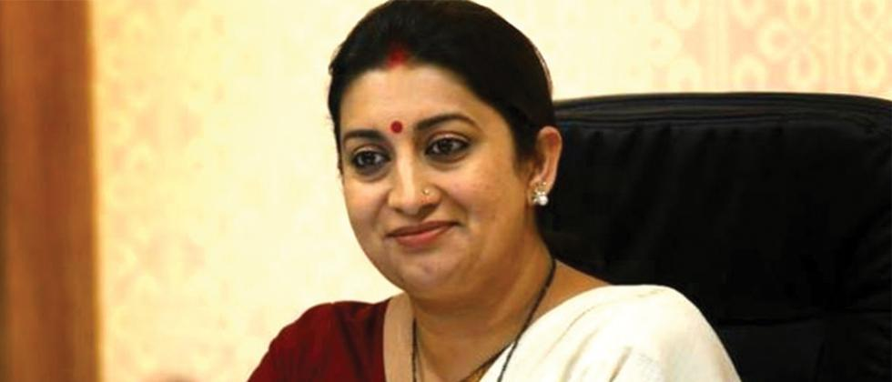 union minister smriti irani tested covid19 positive