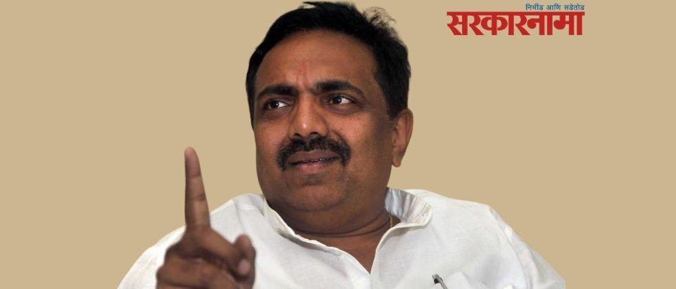Ideological bankruptcy is now visible in BJP party says Minister Jayant Patil