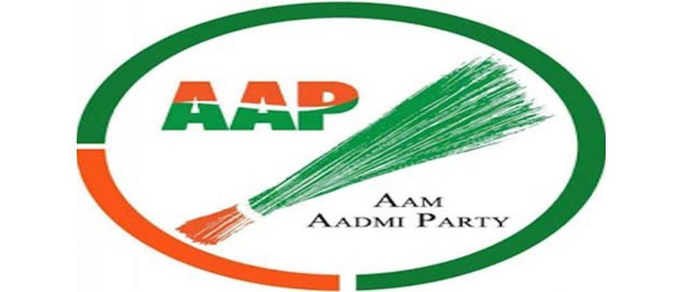 aap supports opposition candidate manoj jha for rajya sabha deputy chairman election