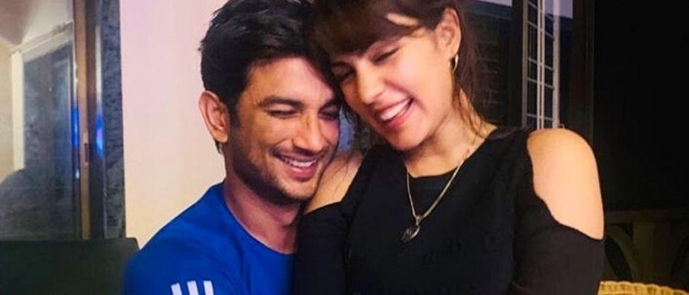 bank audit report shows only 55 lakhs rupees transaction between sushant and rhea