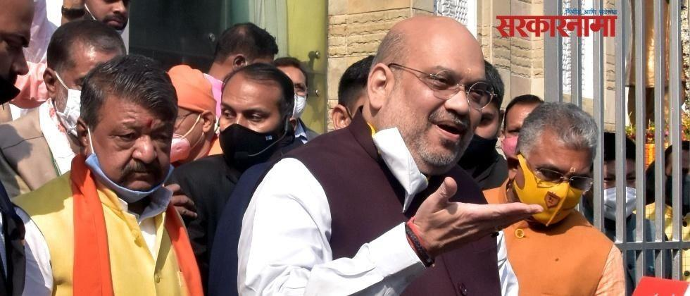 bjp leader amit shah cancellation of west bengal visit upsets matua community