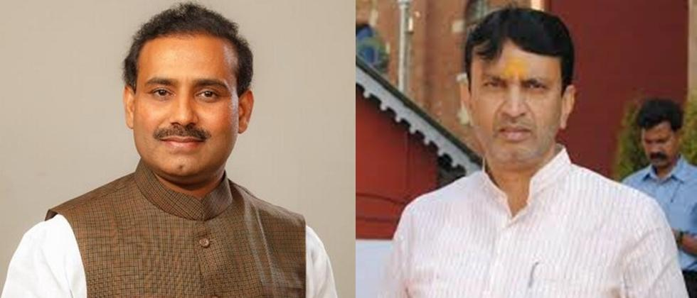 Keep Reservation for Corona Warriors in Government Jobs Demands Amarsinh Pandit to Rajesh Tope