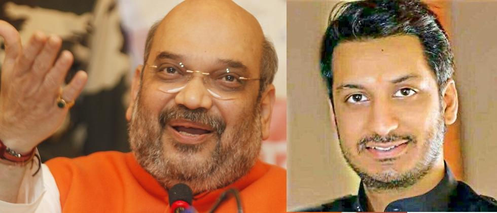 Parth Pawar Wishes Speedy Recovery for Amit Shah