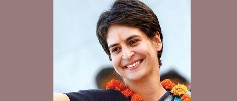 Priyanka Gandhi Demands CBI Inquiry in Vikas Dubey Case