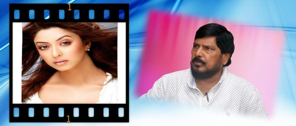 Ramdas Athavale Supports Payal Ghosh