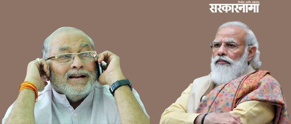 PM Narendra Modis brother Pralhad Modi slams Bjp leaders over new ticket rules