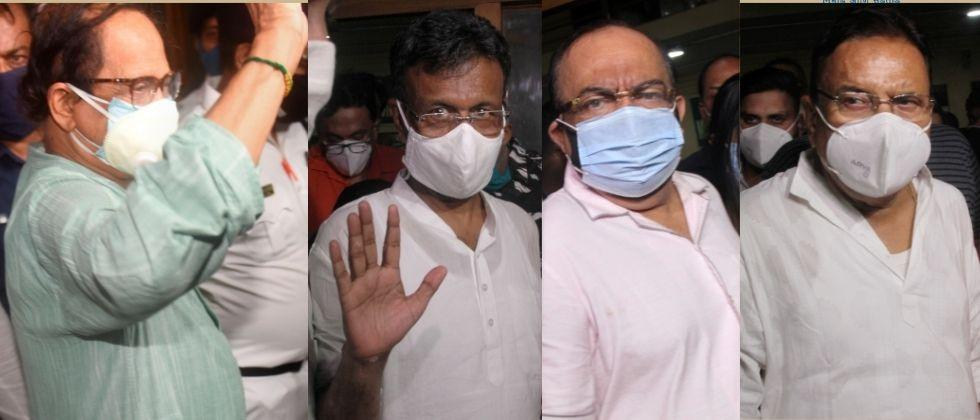 tmc leaders arrested by CBI in Narada case sent to jail by high court