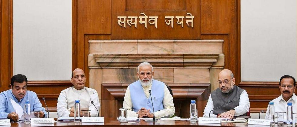 prime minister narendra modi cabinet expansion likely today