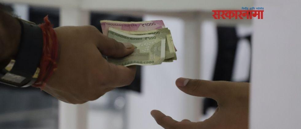 Common practice among Tehsil officers taking 2 percent bribe