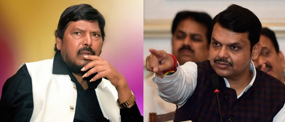 Devendra Fadnavis says Ramdas Athavale would have become the Chief Minister