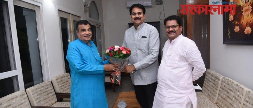 BJP's central leaders gived this assurance to Harshvardhan Patil