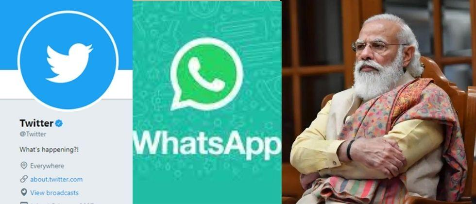 The central government responded to the WhatsApp and Twitter from the Koo app
