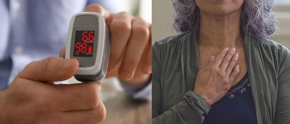 How to measure oxygen level without pulse oximeter
