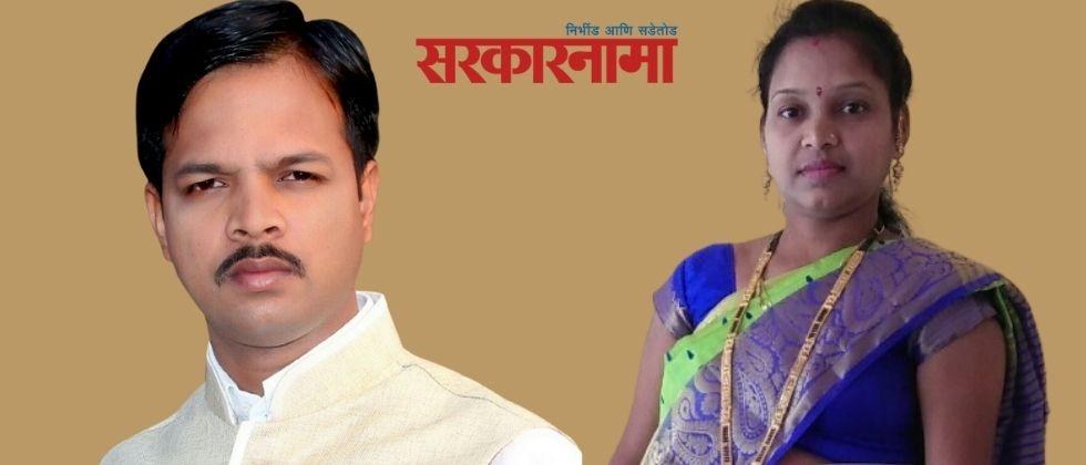 Former MLA Amit Ghoda upset with Shiv Sena; Wife resigns as ZP member
