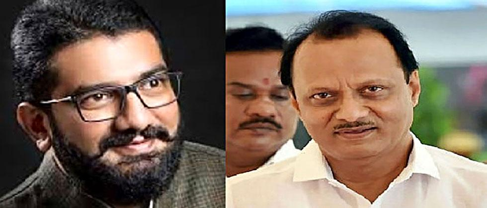 Ajit Pawar's innings and activists in a maze