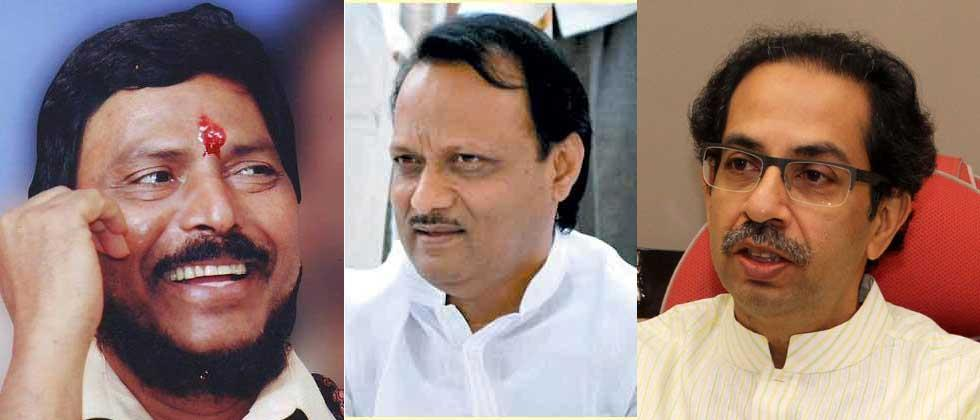Ramdas Athavale wrote a letter to Uddhav Thackeray and Ajit Pawar :