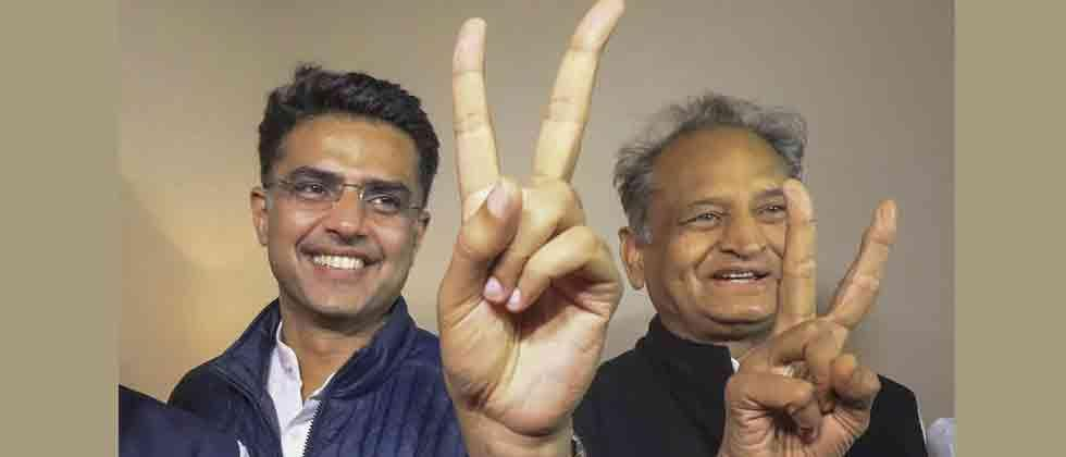 after ajay maken meeting with ashok gehlot countdown for cabinet starts